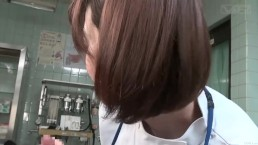 Subtitled CFNM Japanese female...