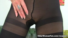 British milf Gemma Gold...