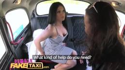 Female Fake Taxi Sex...