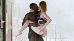 Ella Hughes Prefers Interracial...