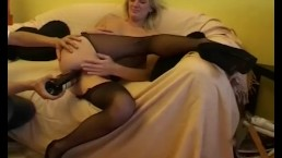 Blonde Milf In Sexy...