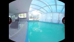 Swimmer solo...