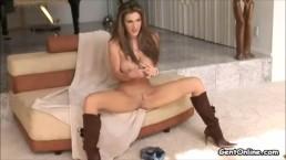 Kayla Paige Enjoys Solo...