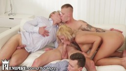 BiEmpire Orgy Time...