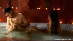 Erotic Couple Loving In...