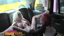 Female Fake Taxi Pussy...