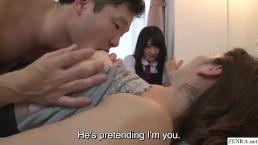 Subtitled JAV insane mother...
