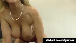 Hot Classy Milf Julia...