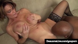 Milf Manager Deauxma Gets...