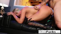 Olivia Austin takes on...