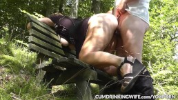 Swinging wife banged by...