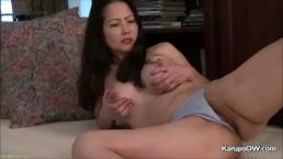 Emmeline Johnson Pussy Stripping...