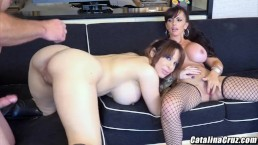 Alyssa Lynn drilled with...