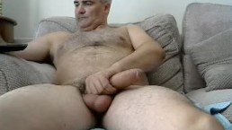 Dad with massive cock...