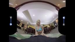 Skinny Blonde Piper Perri...