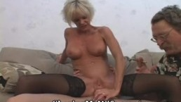 Mature Sweetheart Goes Crazy...