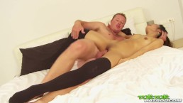 Horny Thai gets picked...