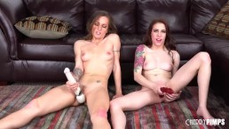 Natasha Starr and Anna...