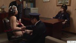 Uncensored JAV CMNF prisoner...