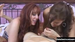 Deepthroat Sluts Charlee Chase...
