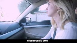 SisLovesMe - Horny Stepsis Fucks...