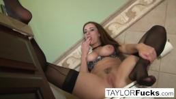 Taylor Vixen Looks Extra...