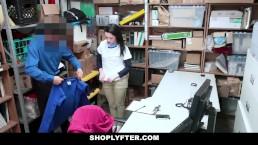ShopLyfter - Teen Gets Caught...