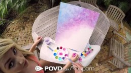 POVD Messy super soaker...