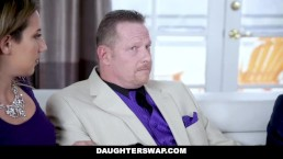 DaughterSwap - Two Hot Slutty...