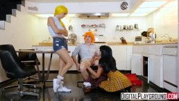 DigitalPlayground - Betty and Veronica...