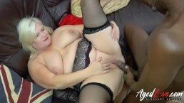 AgedLovE Mature Lacey Starr...