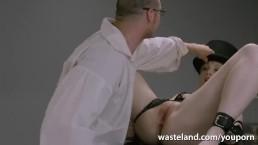 Bound Blonde In Vaginal...