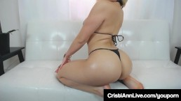 Asian Latina Cristi Ann...