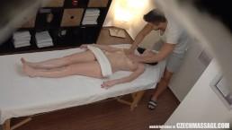 Czech Massage - Stop touching...