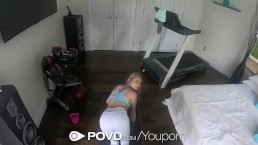 Long stroke home workout...