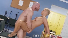 Brazzers - Dirty teacher Ryan...