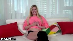 Bisexual teen Chloe Foster...