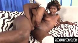 Smokin Black Babe Daizy...
