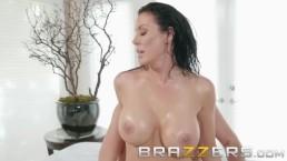 Brazzers - Massage oil makes...