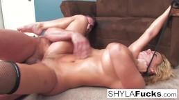 Shyla's Hard...