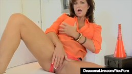Cock Hungry Cougar Deauxma...