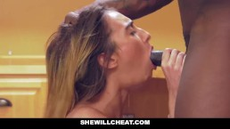 SheWillCheat - Horny WIfe Cheats...