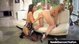 Lesbian Fuck Buddies Natalia...