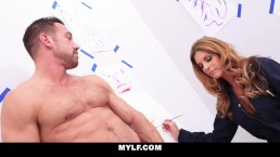 MYLF - Dick Obsessed Milf...