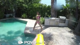 POVD Slip and Slide...