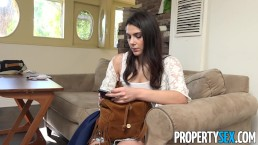 PropertySex - Hot Italian tourist...