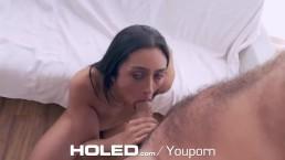 HOLED Tight juicy round...