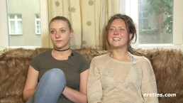 Real Amateur Lesbian Couple...