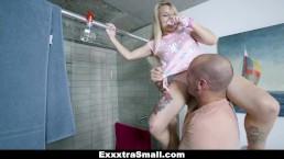 ExxxtraSmall - Extra Small Blonde...