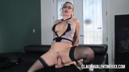 Claudia Valentine fucked and...